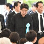 安倍総理が沖縄慰霊の日で演説も「嘘つき!」「帰れ!」等という野次が飛ぶ!!!海外の反応「結局は総理を叩きたいだけだろ」