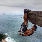 世界一危険な自撮りスポット