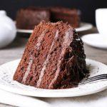 チョコレートケーキ朝ごはん?ある研究の成果でチョコレートケーキがお腹周りと脳に対して良い結果が出たと言っています。