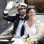 スウェーデン王子の結婚式で面白ハプニングが発生!和やかなムードに包まれる会場。海外の反応「お似合のカップルだね」