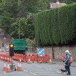 ハリポタの作者の家の生垣の剪定が道路工事並の規模だと話題に!