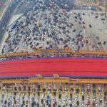 北京の大渋滞