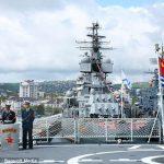 中国軍とロシア軍が地中海の大規模合同軍事演習に向けて黒海を出発! 関係を深める両国の狙いは……。海外の反応「この両国が組んだら、世界での影響力はとてつもないな。」