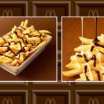 日本人の味覚は最先端?CNNが報じる新テイスト! 日本マクドナルドが販売するチョコレートコーティングフライドポテト。