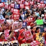 安倍総理が安保改正を押し切ったことに対する中国の反応「最近の日本は好戦的で困るよ」