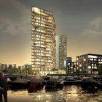 アムステルダムでは、世界で最も高い木材超高層ビルを構築しています