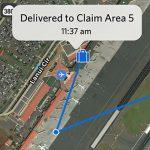 デルタ航空の最新アプリがすごい。