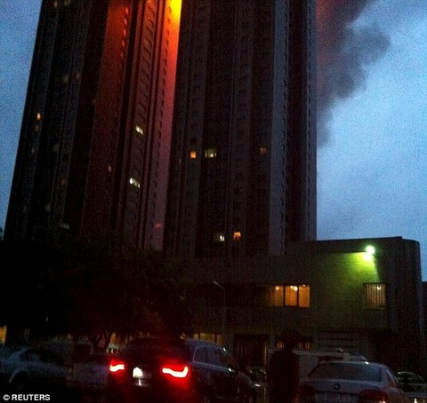 ホテル火災2