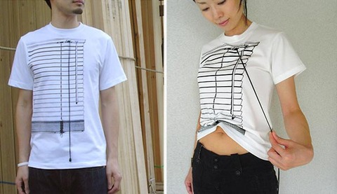 cool-tshirts-venetian-blind